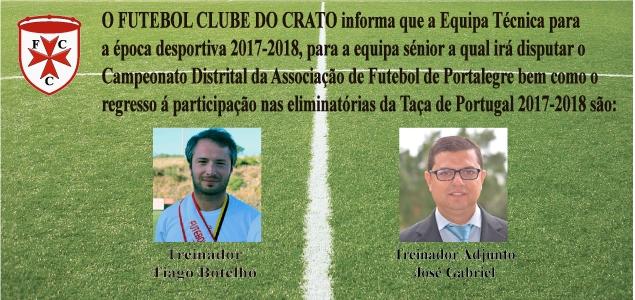 EQUIPA TÉCNICA 2017-2018